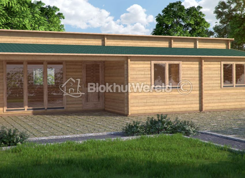 Chalet Roosendaal 7,92x11,84 68mm